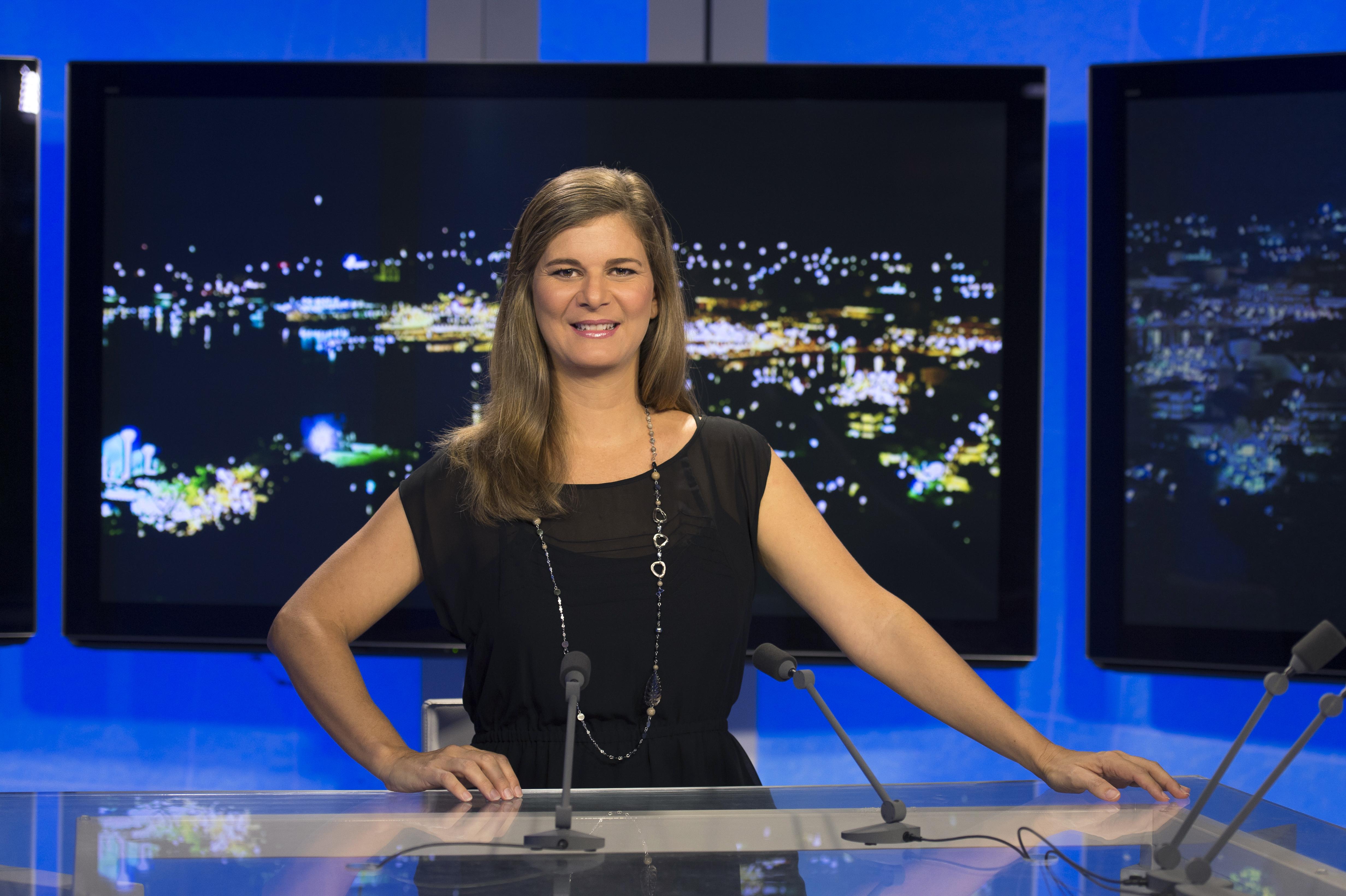 """""""70% des téléspectateurs polynésiens suivent nos journaux télévisés"""", note Jean-Philippe Lemée."""