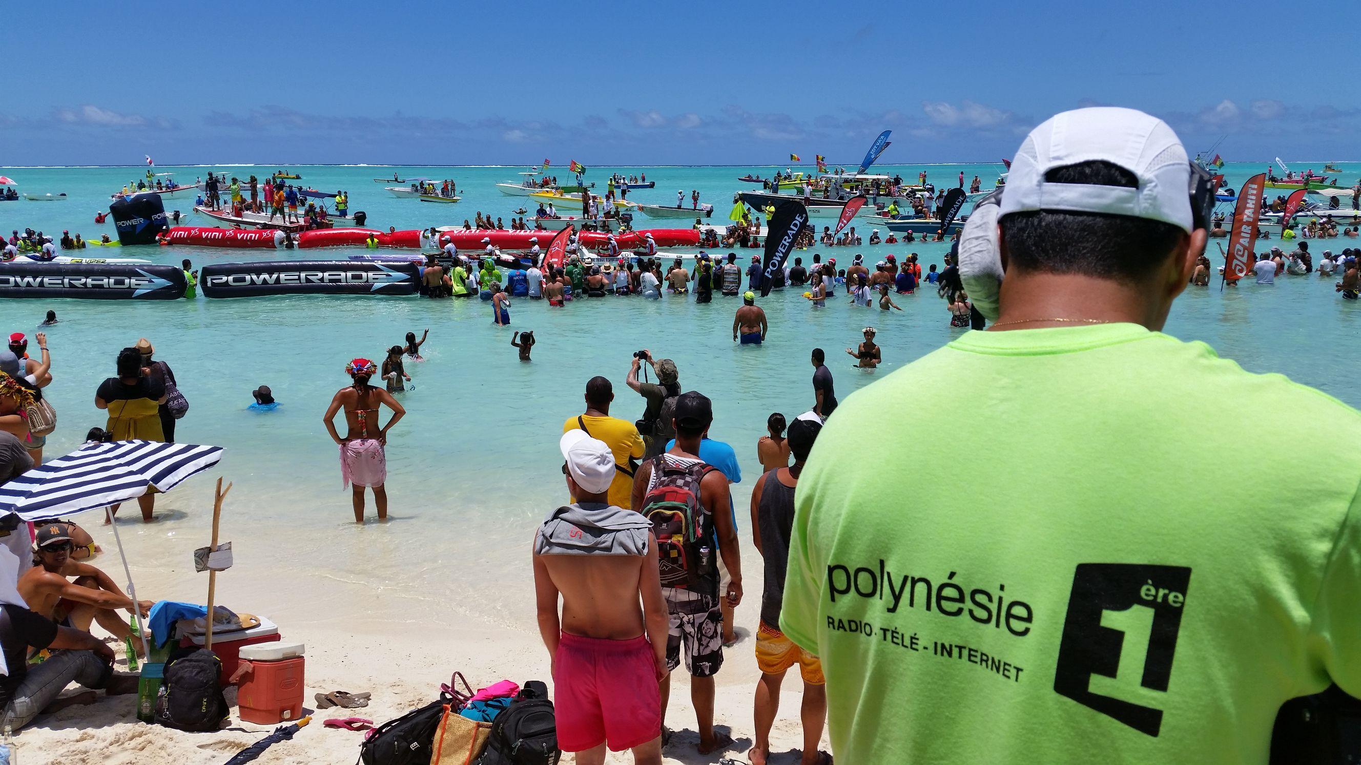 Polynésie 1ère entend être la chaîne événementielle dans tous les secteurs.