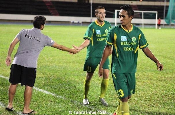 Sebasitien Labayen avait su mener son équipe vers le titre la saison précédente