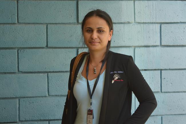 Wendy Otomimi, juriste et directrice adjointe de l'association d'aide aux victimes Te Rama Ora.