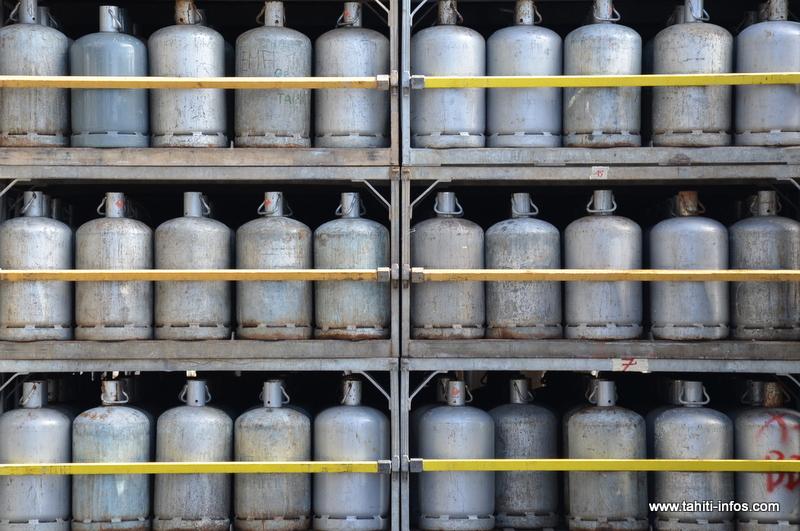 Légère baisse du prix du gaz dès octobre