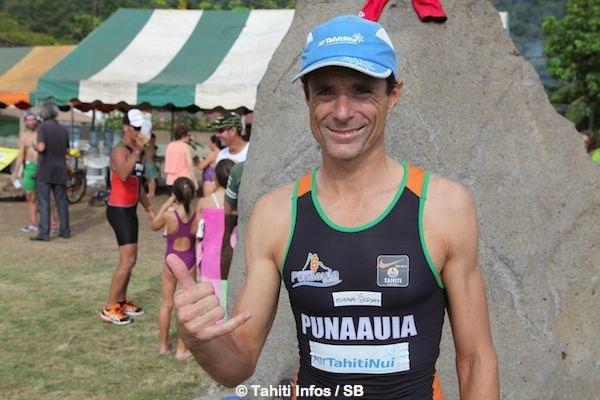 Frédéric Tête participe également aux compétitions locales.