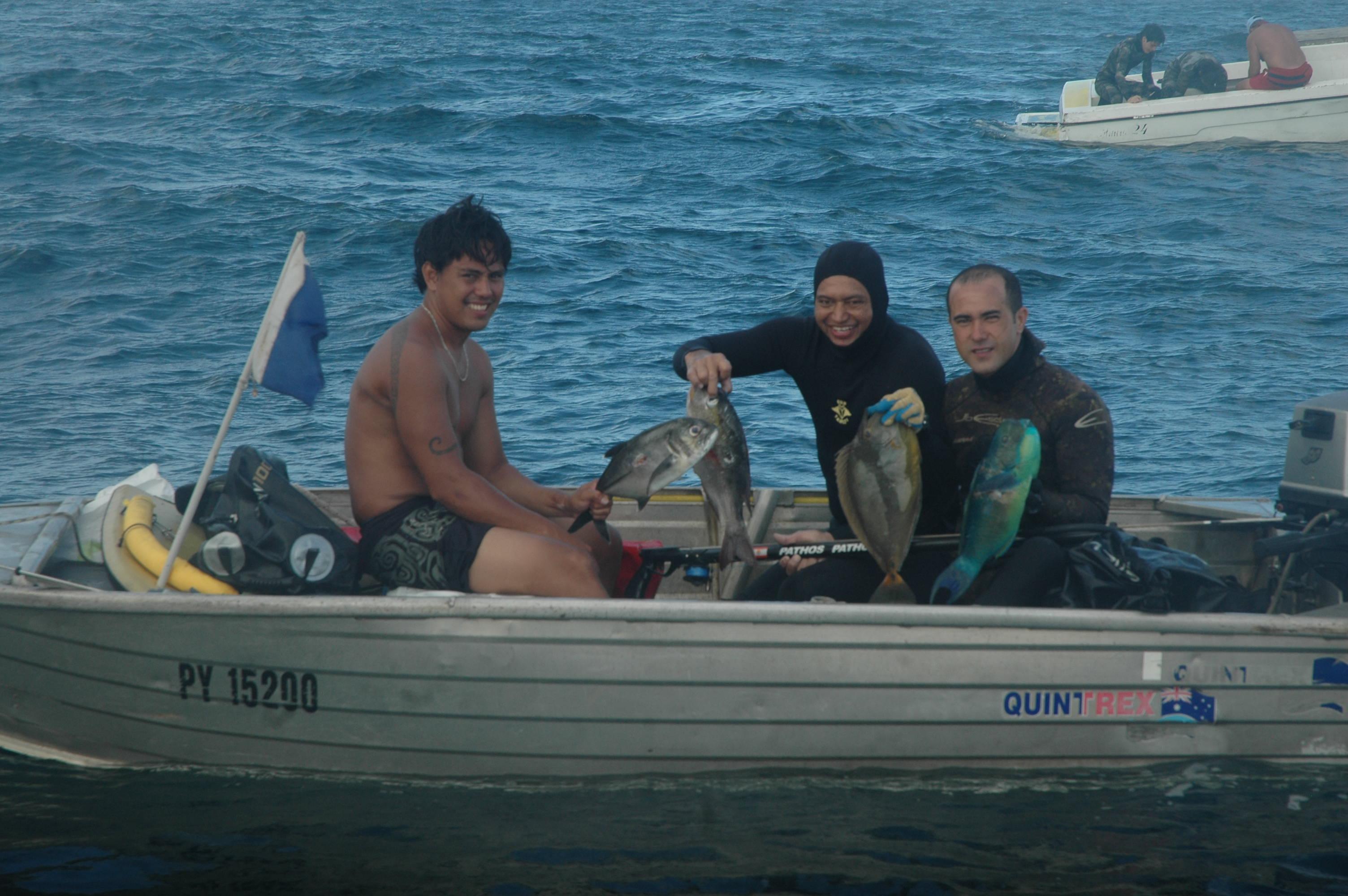 2ième édition Coupe marara flying day pêche sous marine, ce samedi 26 septembre
