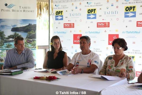 Un évènement d'ampleur est proposé par la fédération tahitienne de kayak