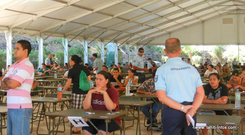 Annuellement, la gendarmerie offre environ 10 000 postes à pourvoir à l'échelon national, dont 3000 à 4000 réservés aux sous-officiers. (Archives)