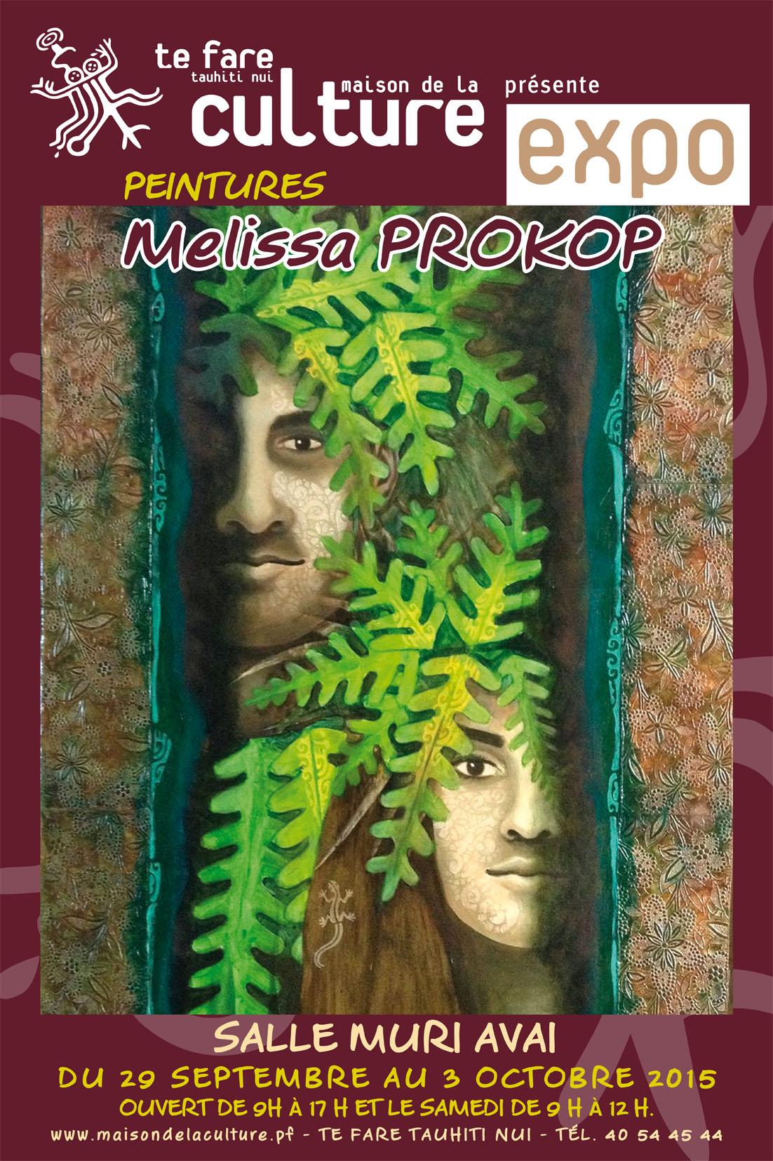 """Un hymne à la """"spiritualité polynésienne"""" signé Melissa Prokop"""