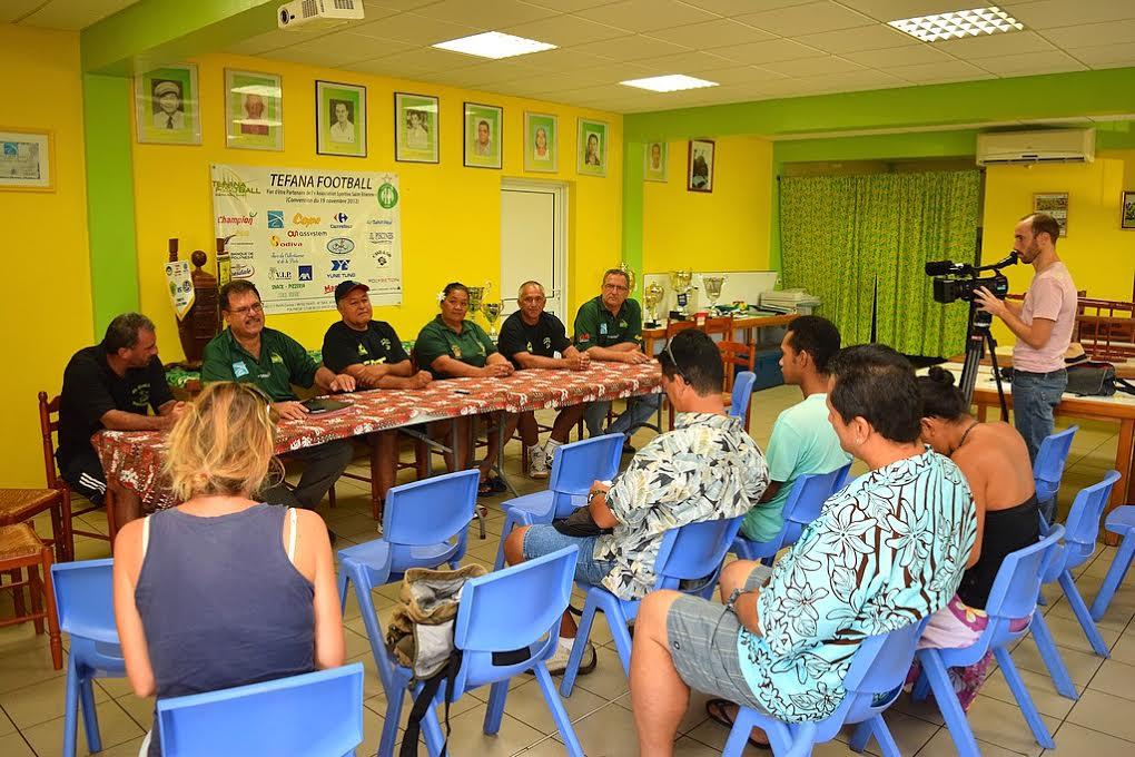 La signature des contrats se tiendra demain après-midi, dans la salle Piihoro, au stade Ganivet à Puurai