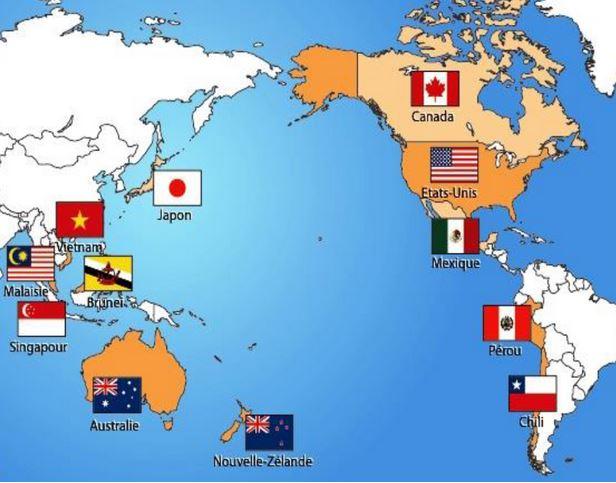 Nouvelle tentative pour conclure l'accord commercial trans-pacifique
