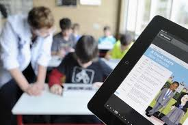 Plan numérique pour l'école: 30M d'euros pour financer les nouvelles méthodes d'apprentissage