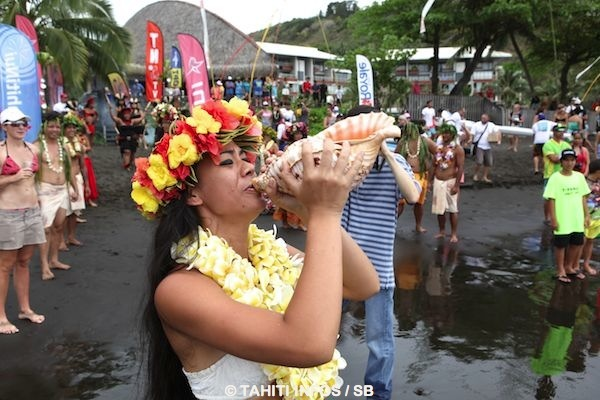 22 pays ont répondu présent à l'appel de la Polynésie