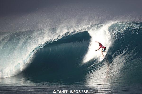 La Billabong Pro Tahiti serait l'évènement sportif le plus attractif de l'année ?