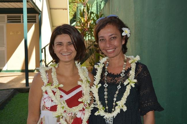 Le 1er septembre dernier Yvette Tommasini, la nouvelle directrice de la DGEE et Nicole Sanquer la ministre de l'éducation semblaient être sur la même longueur d'onde. Visiblement ça n'a pas duré.