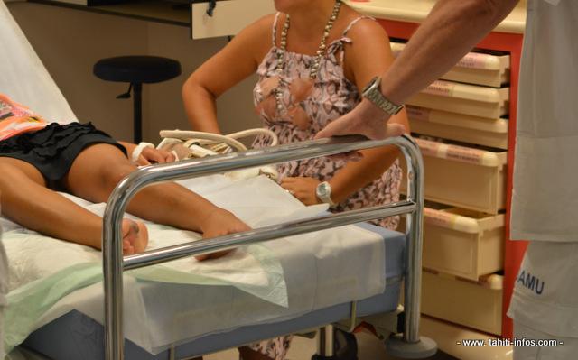 En novembre/décembre 2014, l'épidémie de chikungunya a été la cause d'un afflux massif de patients dans les hôpitaux de Tahiti.