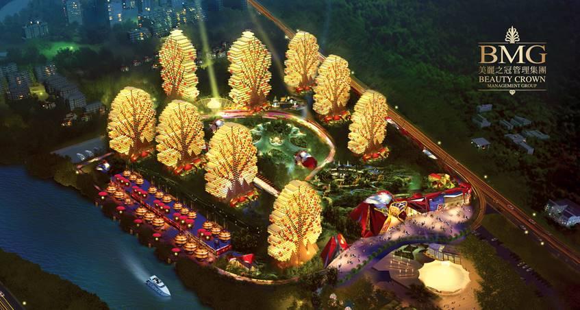 Miss Monde 2015 aura lieu le 19 Décembre au Grand Théâtre de la Couronne de Beauté à Sanya, en Chine!