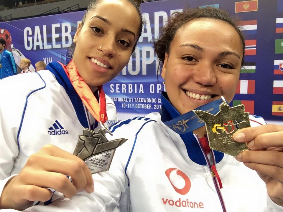 Après un retour au fenua pour se ressourcer Anne Caroline Graffe a pu renouer avec la victoire en remportant l'open de Serbie, une compétition internationale de taekwondo. Un résultat de bon augure pour ses objectifs à atteindre : la qualification pour les Jeux Olympiques de Rio en 2016.