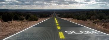"""Colas dévoile sa """"route solaire"""", capable de produire de l'électricité"""