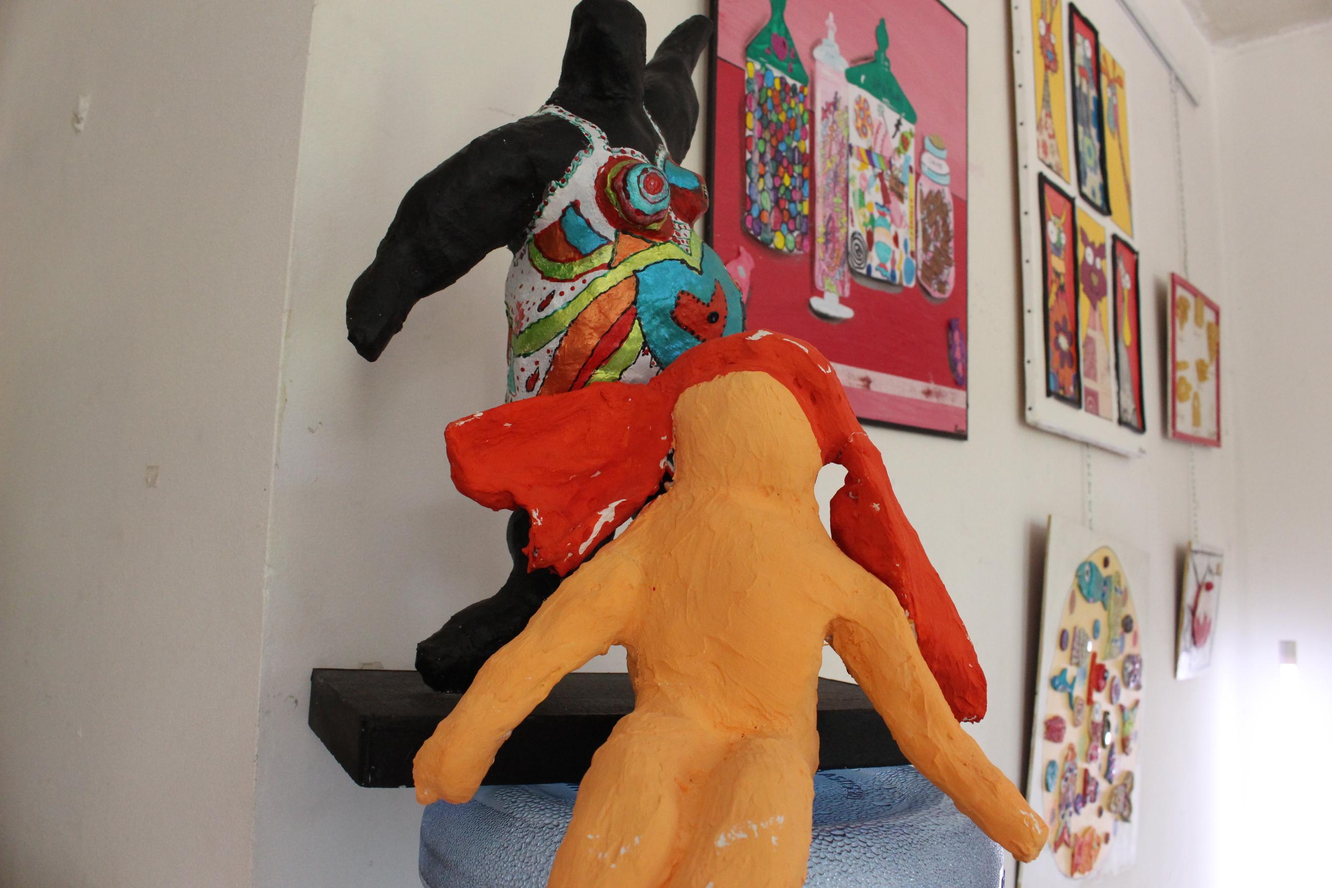 Entrez dans le monde des arts plastiques