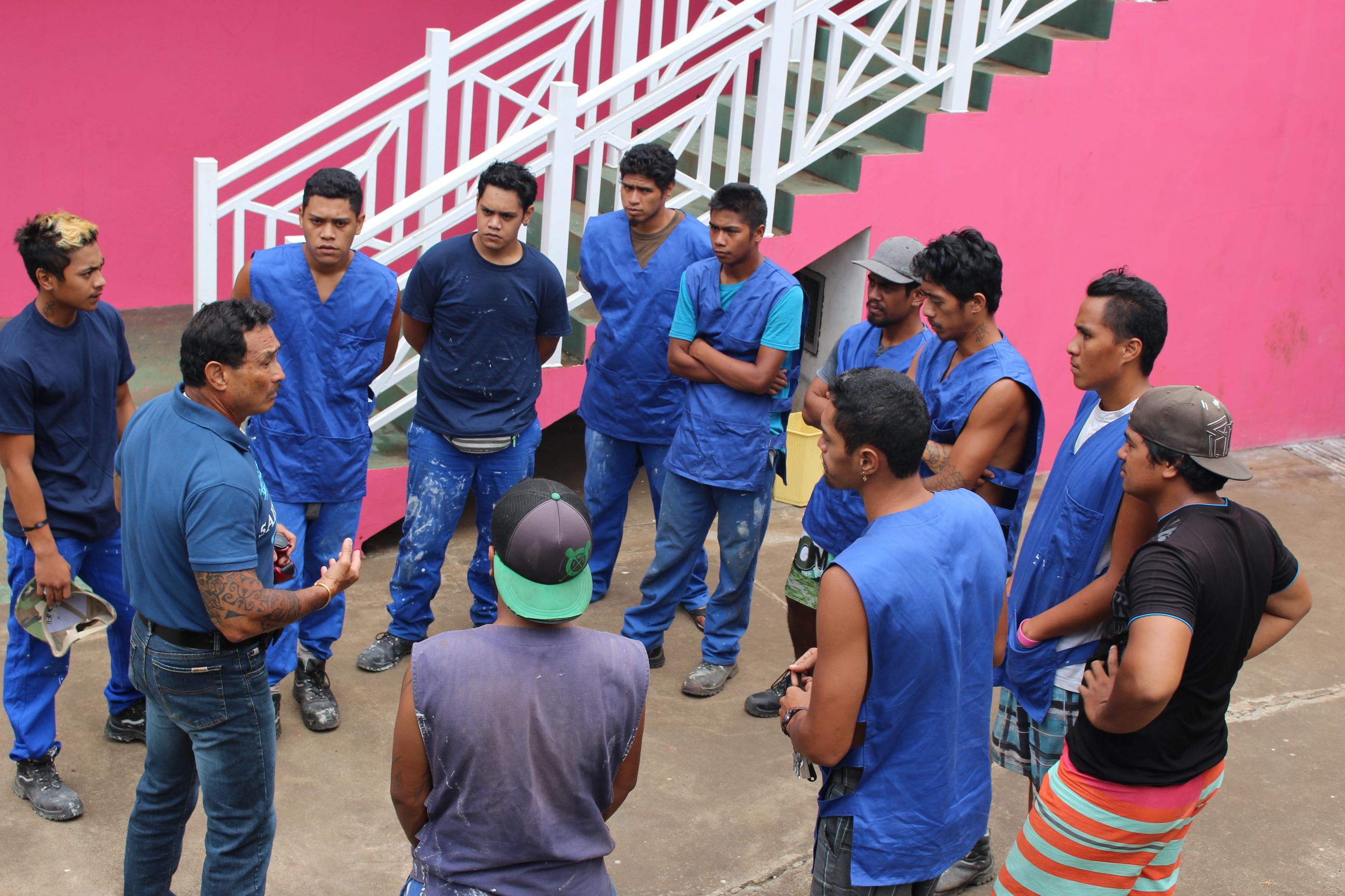 Dernière semaine pour les Chantiers de développement local