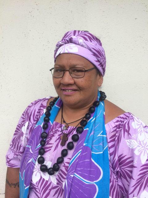 Marguerite Taimana se lance à la conquête du fauteuil de maire à Papara. La candidate mauve veut redorer le blason de sa commune en garantissant plus de sécurité et en donnant du travail à la population.