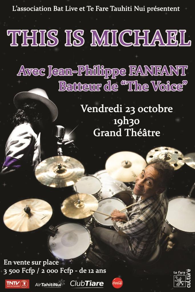 """""""This is Michael"""" : un concert hommage avec Jean-Philippe Fanfant"""
