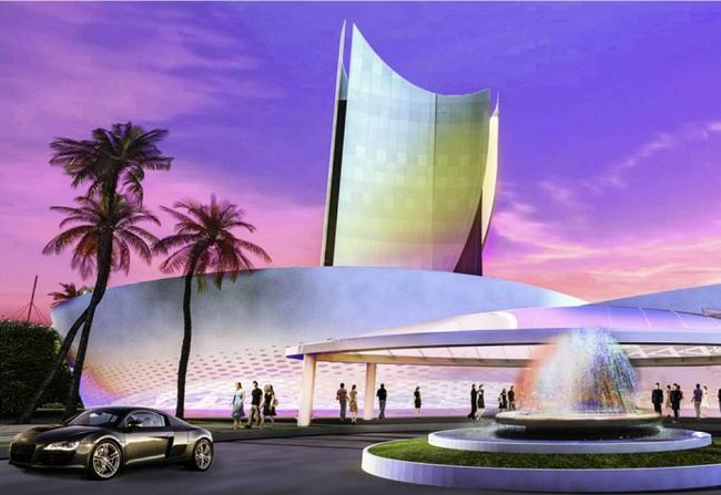 Le Tahiti Mahana Beach en exploitation dès 2022 ?