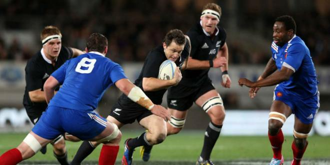 Mondial-2015 - Le XV de France entre cime et abîme face aux All Blacks