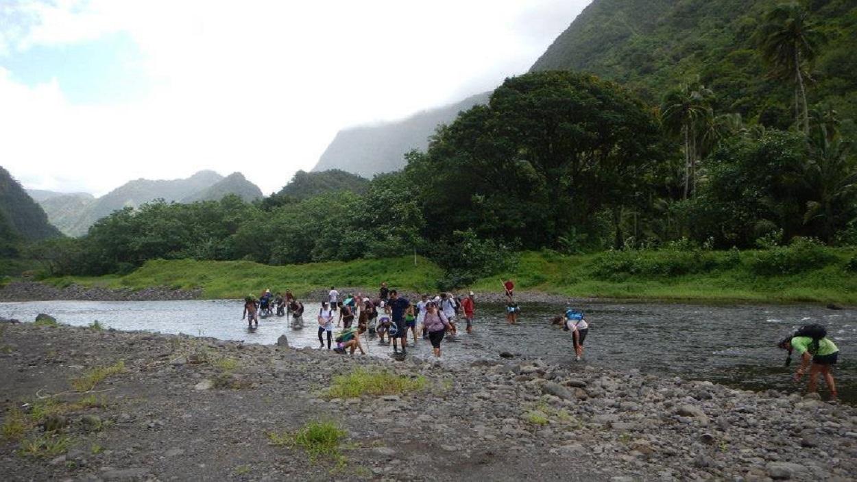 Le barrage hydroélectrique de la Vaiihia reste un outil incontournable pour désengager Tahiti des sources fossiles pour la production d'électricité. Et ce même si des riverains s'y opposent. En mai dernier l'association Taatiraa o te mau fatu fenua no te faa o papeiha Vai'iha Faaone Hitia'a (qui regroupe des propriétaires terriens de la vallée) organisait une randonnée découverte de cette vallée pour mettre en valeur la biodiversité de cette rivière.