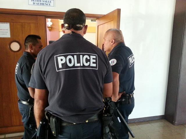 Le prévenu, 29 ans, a été condamné cet après-midi en comparution immédiate au palais de justice de Papeete.