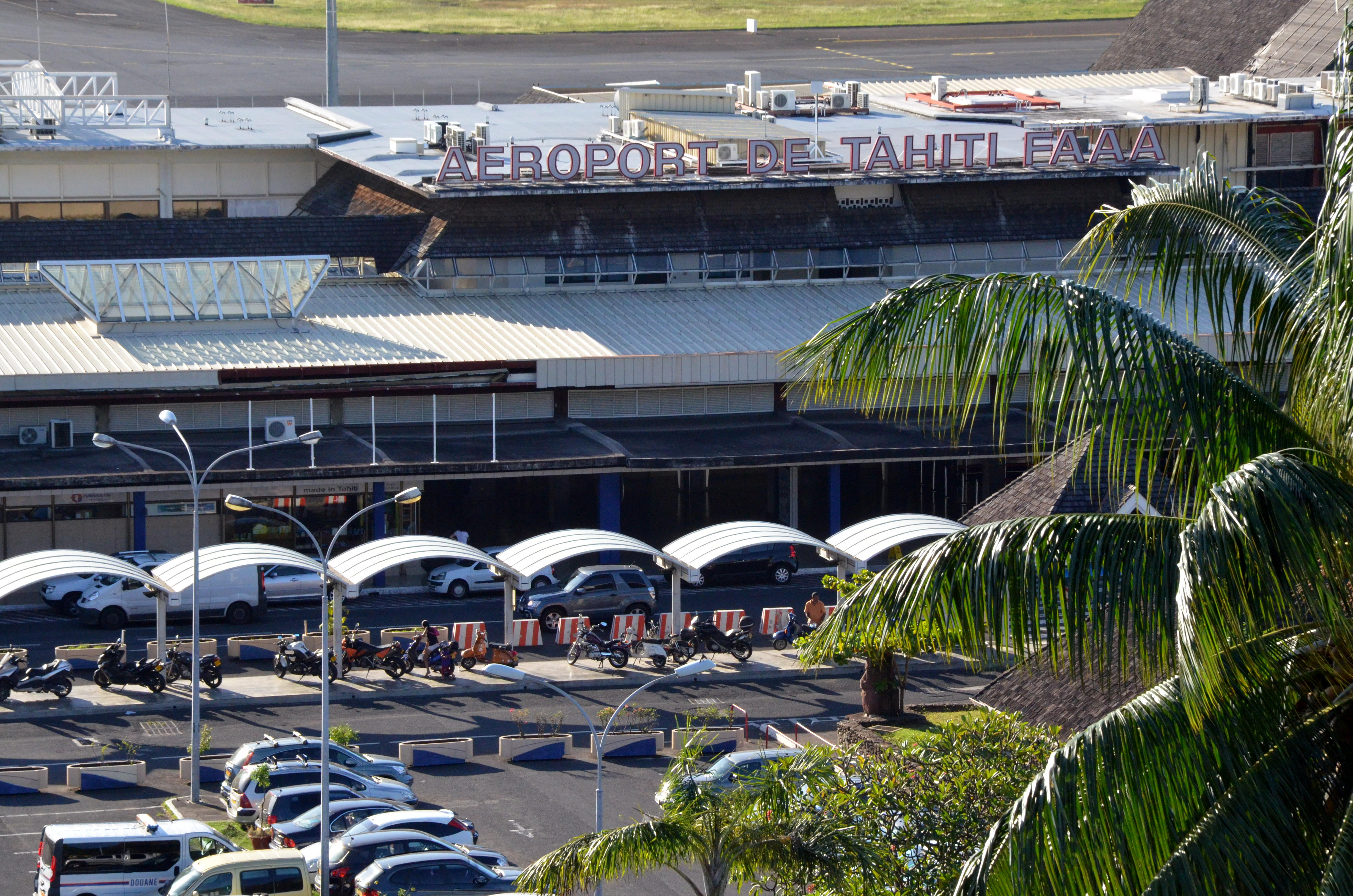La gestion de l'aéroport de Tahiti discutée au conseil d'Etat