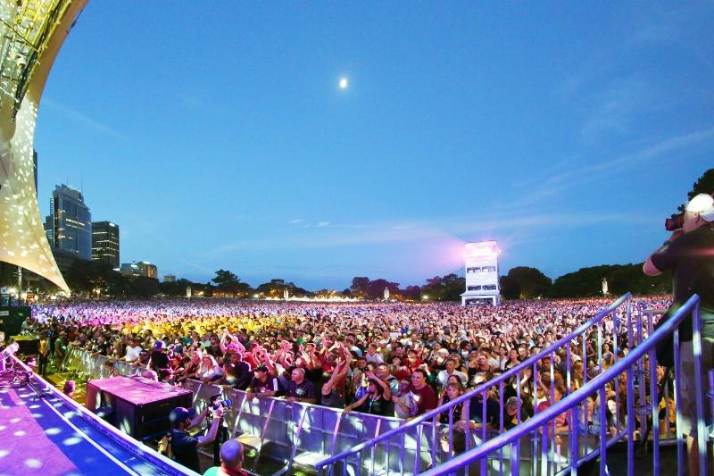 Le Sydney festival se prépare dès maintenant pour ses 40 ans