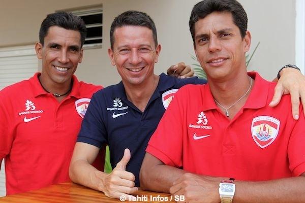 Angelo Schirinzi va 'coacher' les Tiki Toa à Dubaï, l'aventure continue.