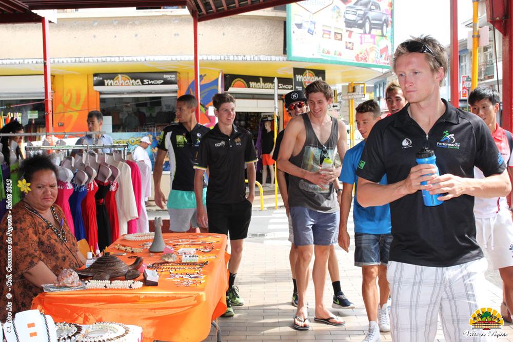 La Tahiti Oceania Cup, pour la première fois à Papeete