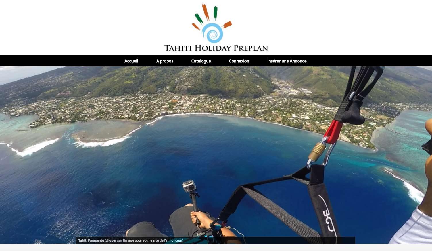 Un site local pour donner un coup de pouce au tourisme à l'international