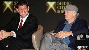 Restauration: Le roi du jeu australien s'offre un siège à la table de De Niro
