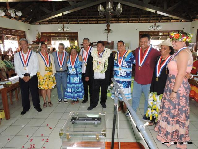 Priorité de la nouvelle équipe municipale de Papara : L'éclairage public et la cantine scolaire