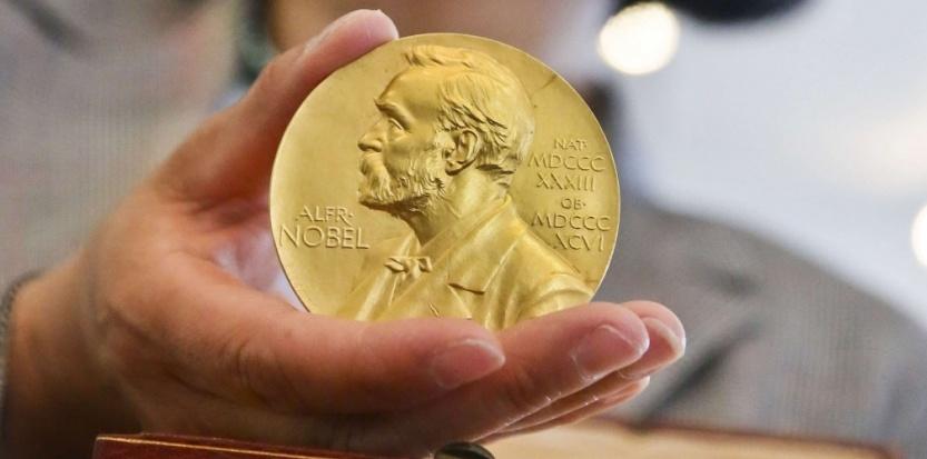 Une médaille de prix Nobel vendue 800.000 dollars aux enchères