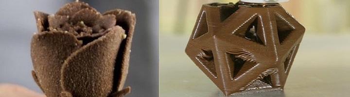 L'impression 3D fait ses premiers pas dans la chocolaterie