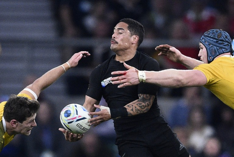 Les All Blacks champions du monde de rugby