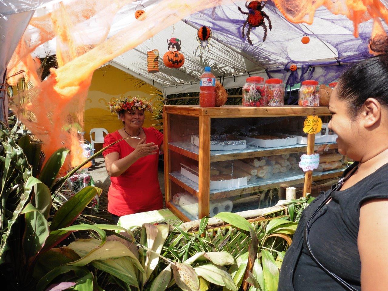 A la veille de l'Hawaiki Nui Va'a, Huahine en fête (diaporama)
