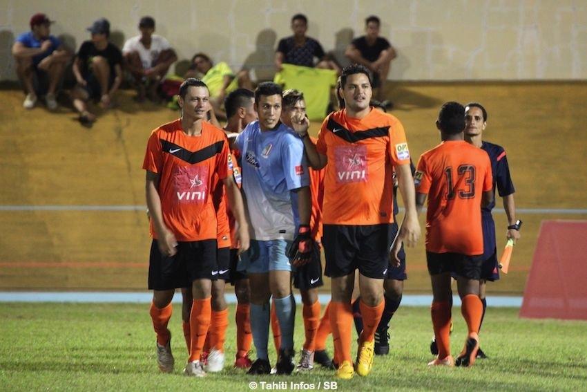 Pirae devra défendre les couleurs de la Polynésie le 14 novembre prochain en Coupe de France