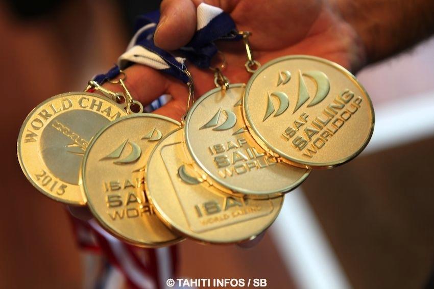 Billy et marie tenteront leur chance aux prochains JO  à Rio en 2016