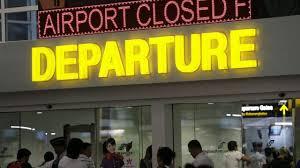 Indonésie/volcan: l'aéroport de Bali fermé, des centaines de vols annulés