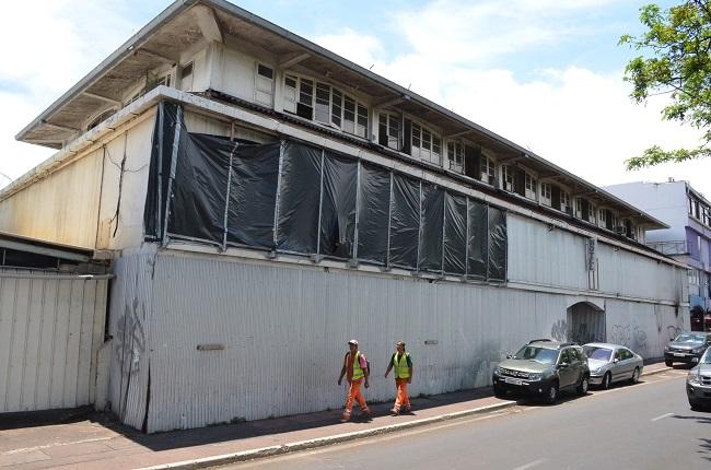 Appels à projets pour les anciens hôtels Royal Papeete et Cook's Bay