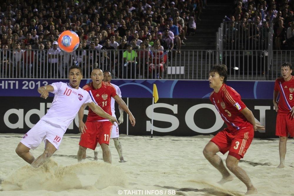 Tearii Labaste a réussi à marquer en finale de la Cup (archives 2013)