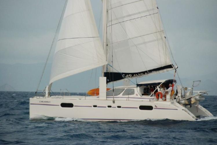 Fausse alerte : le catamaran Caramba et ses occupants sont sains et saufs aux Tuamotu