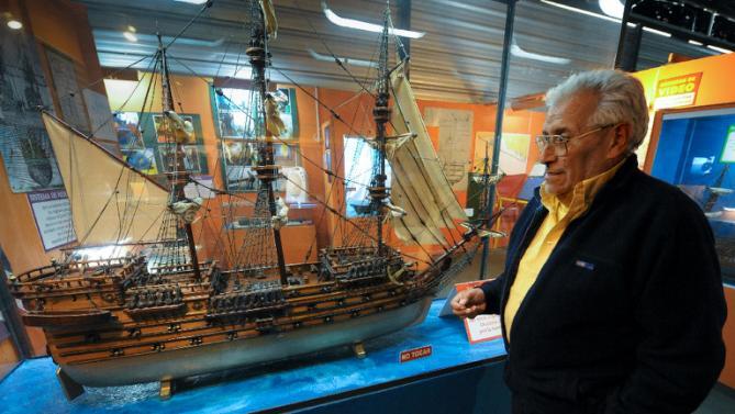 En Uruguay, à la recherche d'un trésor englouti