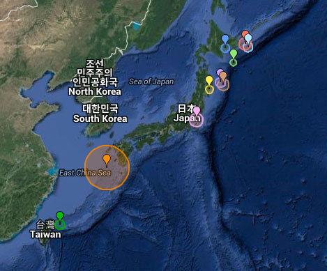 Séisme de magnitude 7.0 au large du Japon, sans dégâts majeurs
