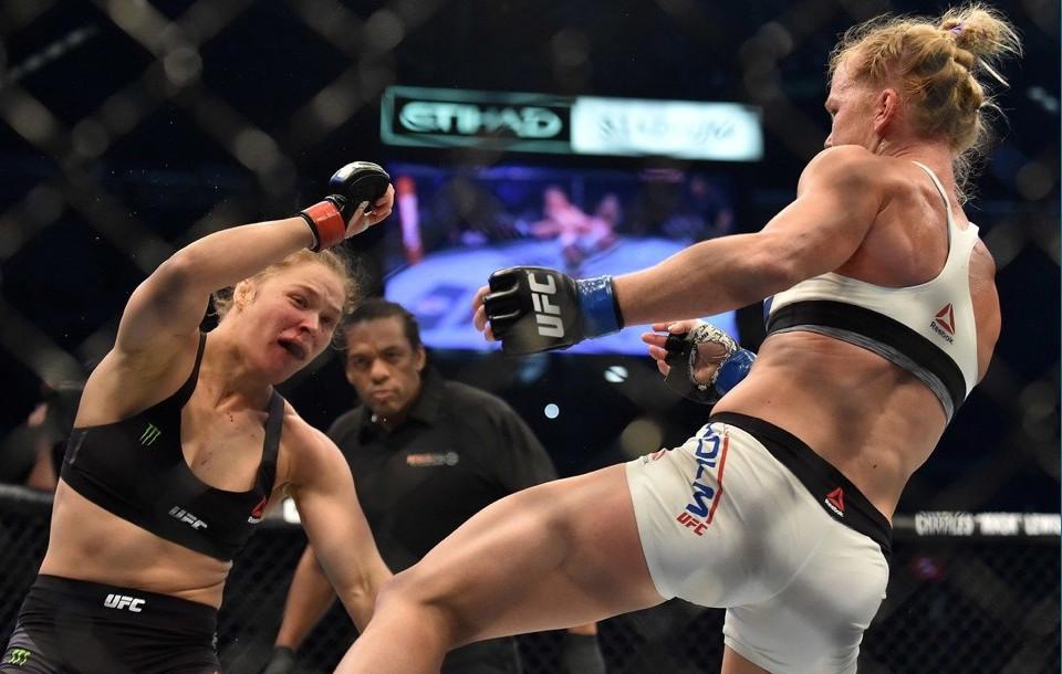 Ronda Rousey a concédé sa première défaite par KO lors de son 13e combat