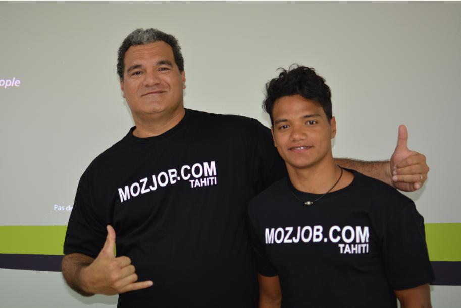 Portraits de start-ups polynésiennes