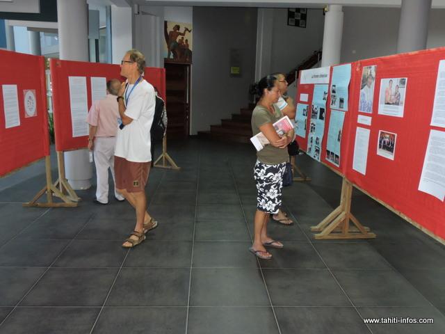 Une exposition à découvrir jusqu'à samedi, dans les locaux de la CCISM
